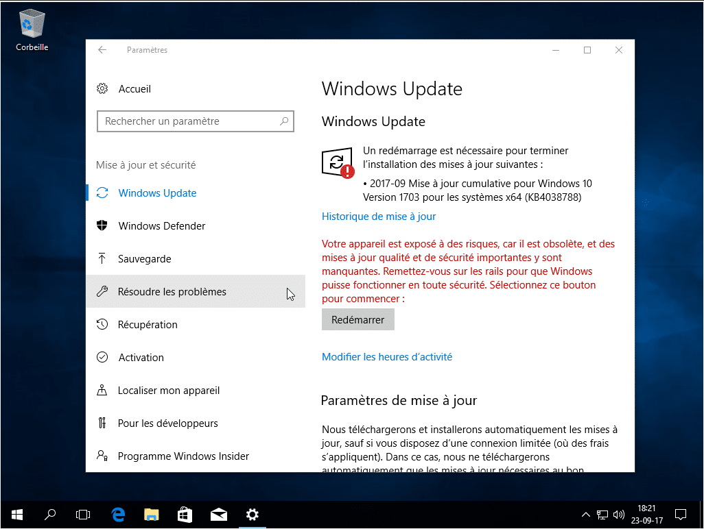 Windows 10, partie 1 : l'installation capture 9
