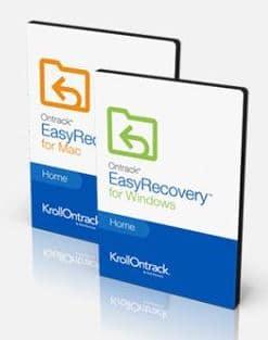 Kroll Ontrack EasyRecovery Home 12 tutoriel