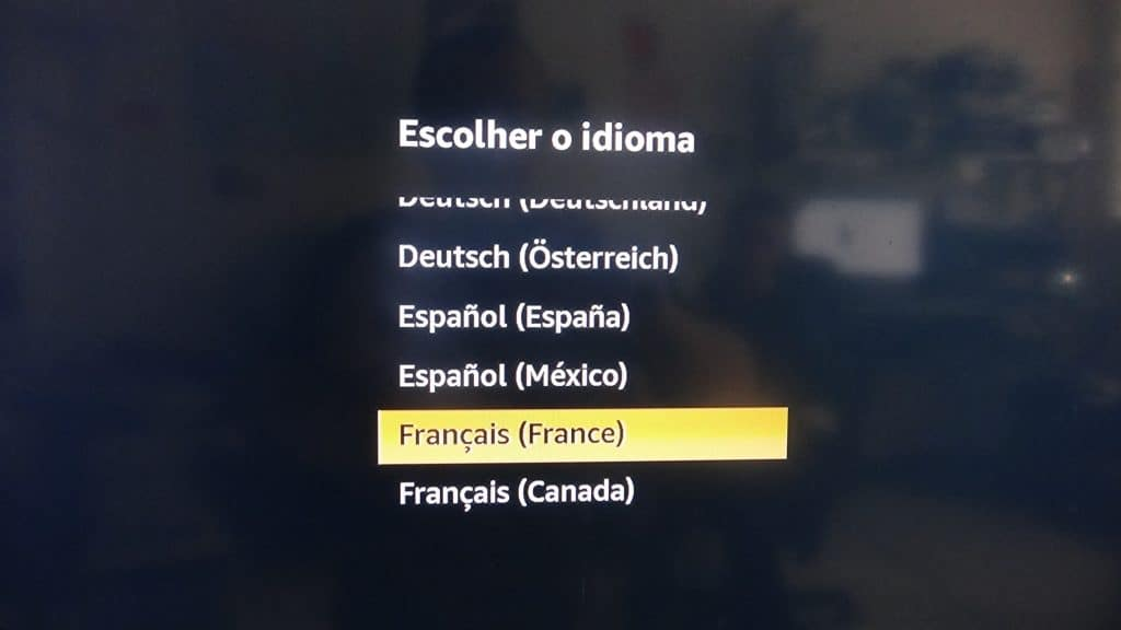 Fire TV Stick d'Amazon tutoriel installation 1
