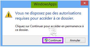 NTFS Access : donner tous les Droits Administrateur à des Fichiers ou Dossiers tuto