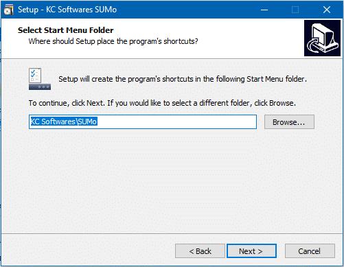 SUMO: mettez facilement à jour vos logiciels, Tutoriel capture 4