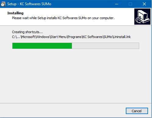 SUMO: mettez facilement à jour vos logiciels, Tutoriel capture 7