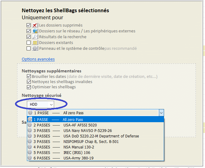 Shellbag Analyzer & Cleaner tutoriel sospc.name capture 3