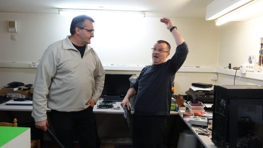Azamos et Christophe www.sospc.name