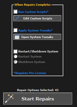 Windows Repair Free tutoriel sospc.name 11