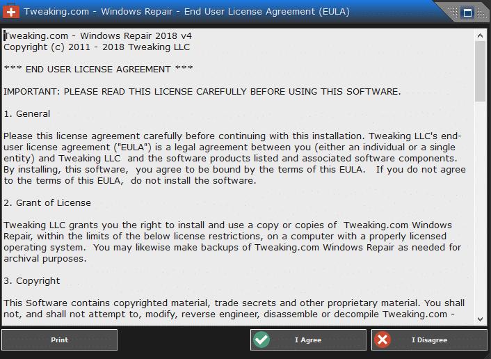Windows Repair Free tutoriel sospc.name 4