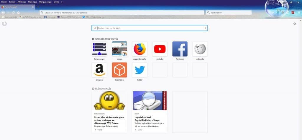 Firefox 57 mozilla