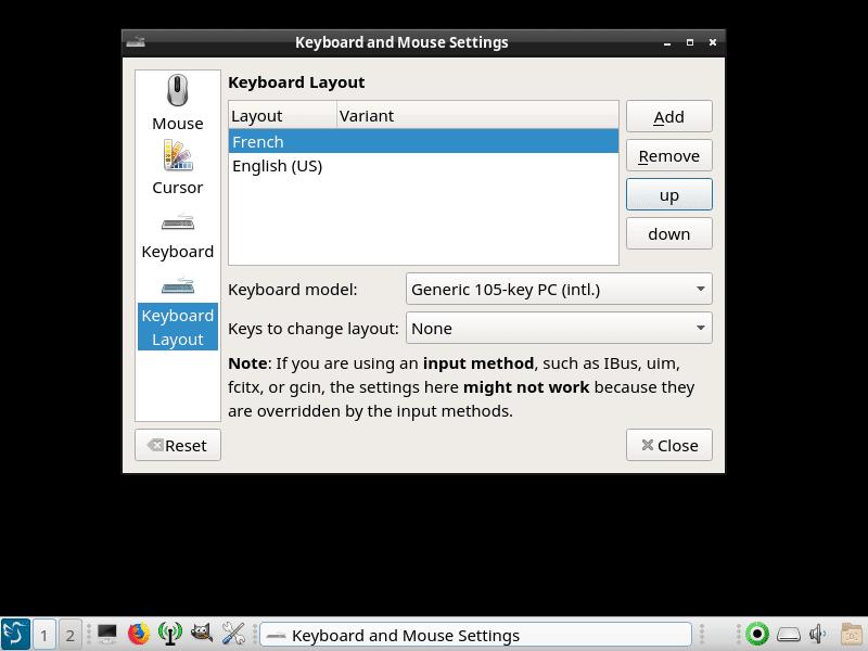 Archex linux tutoriel