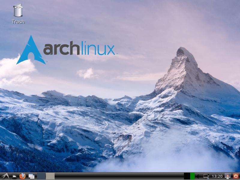 Archex linux tutoriel www.sospc.name 1