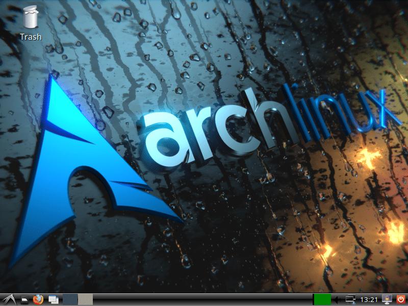 Archex linux tutoriel www.sospc.name 2