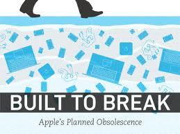 apple obsolescence programmée