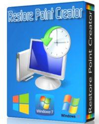 Restore Point Creator.