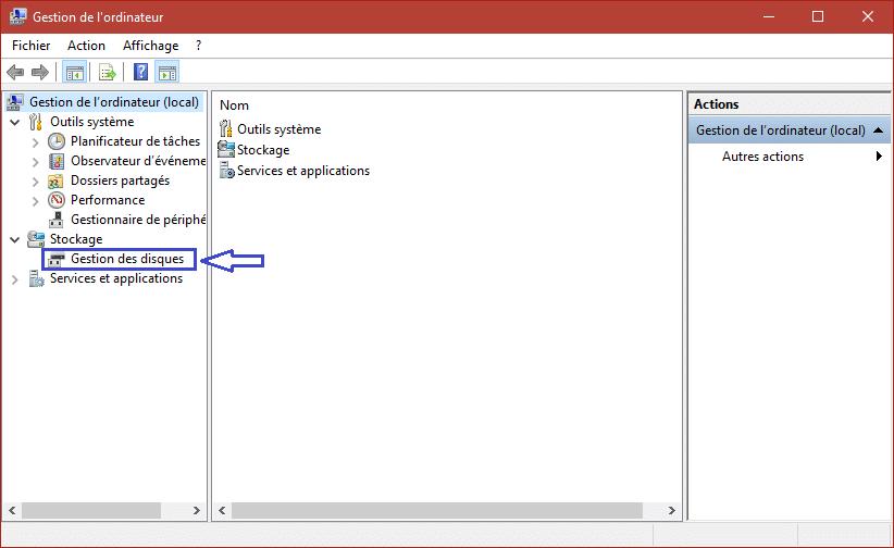 comment paramétrer le raid 1 tutoriel capture 2