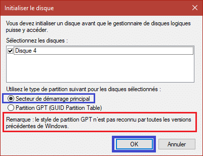 comment paramétrer le raid 1 tutoriel capture 12 sospc.name