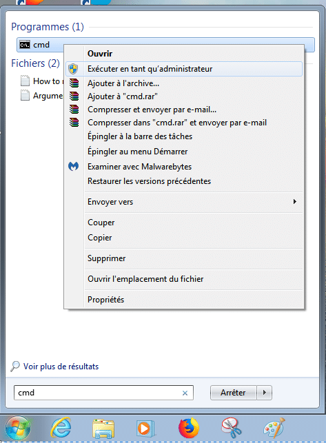 bug avec Windows Update, la solution sospc capture 6