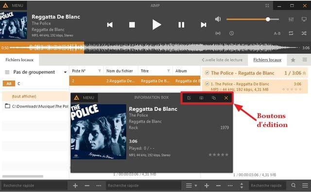 AIMPexcellent lecteur audio tutoriel sospc.name