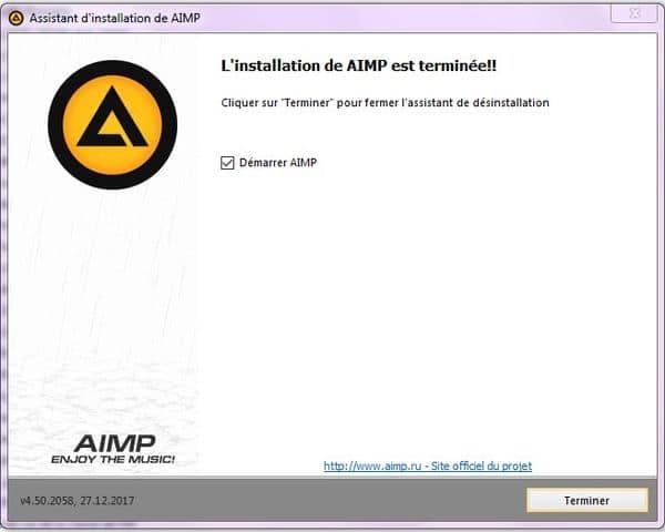 AIMP: un excellent lecteur audio tutoriel utilisation