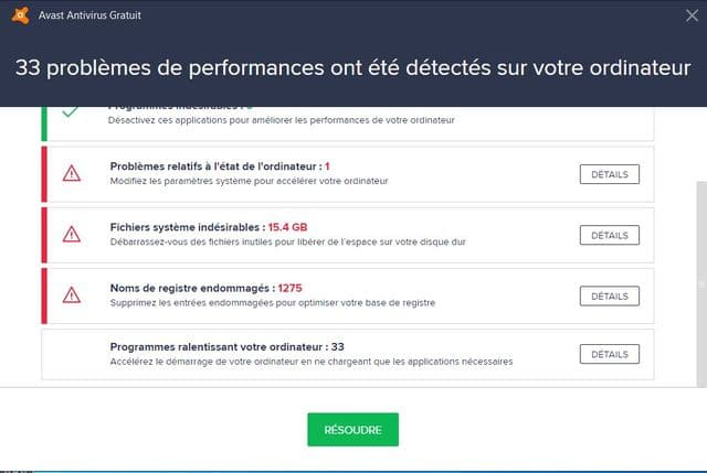 Avast : un Antivirus ou un Outil d'optimisation thebloom