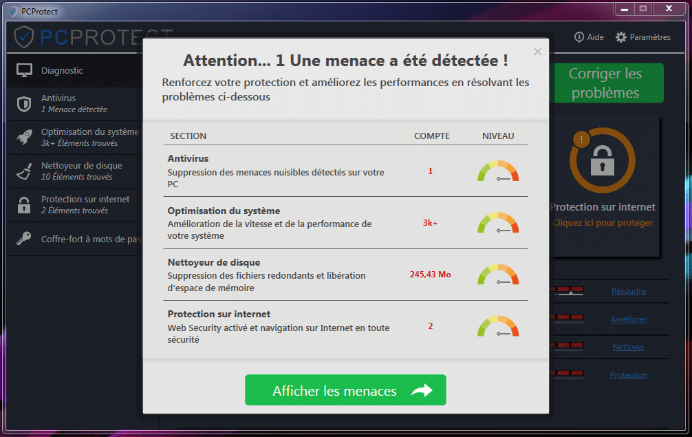 Antivirus attention arnaques sospc.name 1