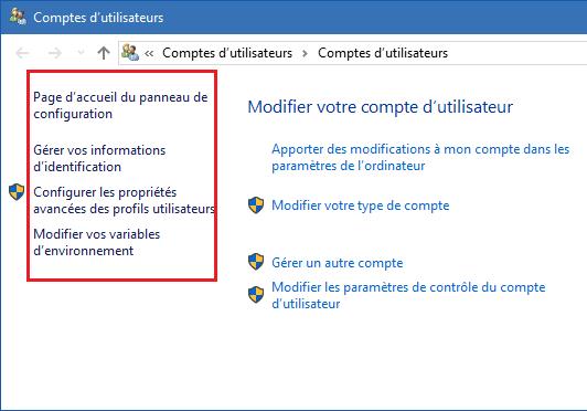créer une Clé USB de réinitialisation du mot de passe sospc.name tutoriel