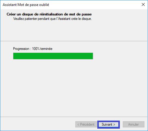 créer une Clé USB de réinitialisation du mot de passe sospc.name tutoriel capture 4