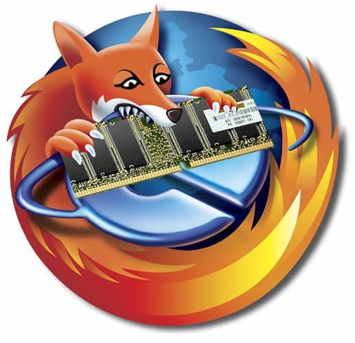 Firefox : une astuce pour libérer de la mémoire sans le relancer.
