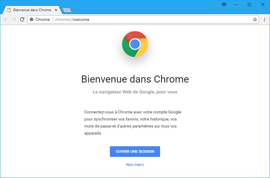 Chrome erreur Échec de la décompression de l'archive solution sospc.name
