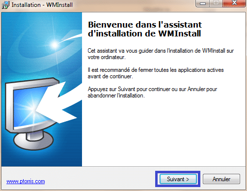 Installer Windows Mail tutoriel complet. sospc.name capture 5