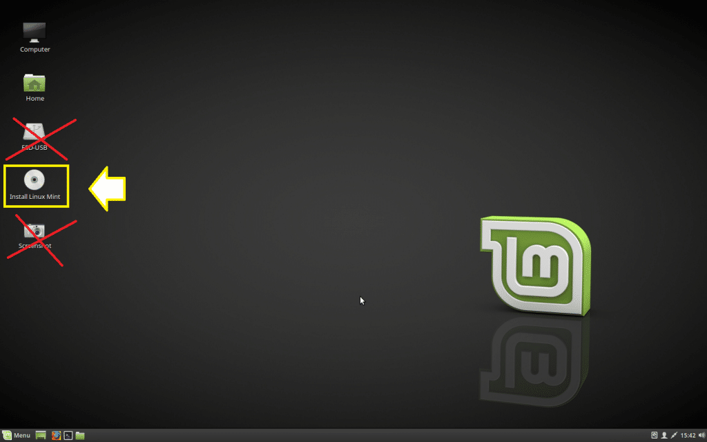 linux mint installation tutoriel sospc.name