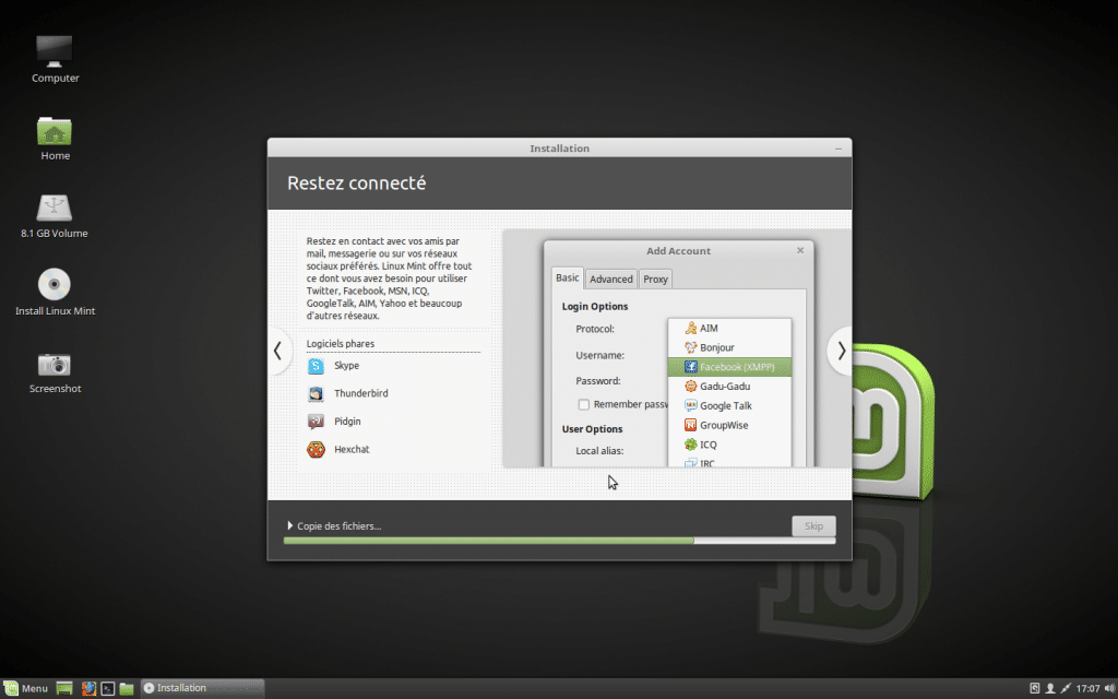 Installer un dual boot Windows et Linux, tutoriel 6