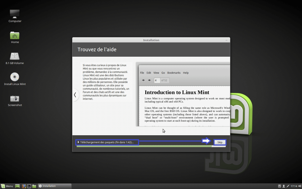 Installer un dual boot Windows et Linux, tutoriel 9