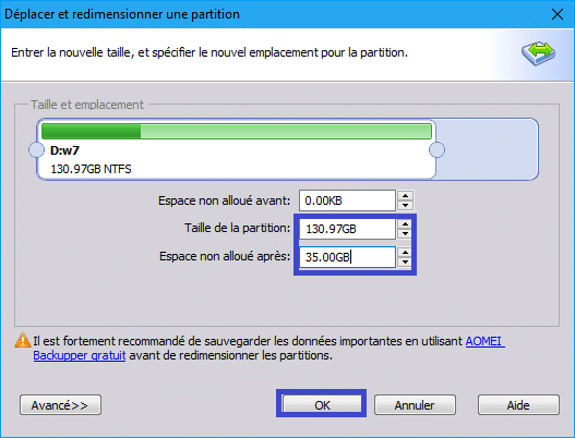 Aomei Partition Assistant tutoriel sur sospc.name 4