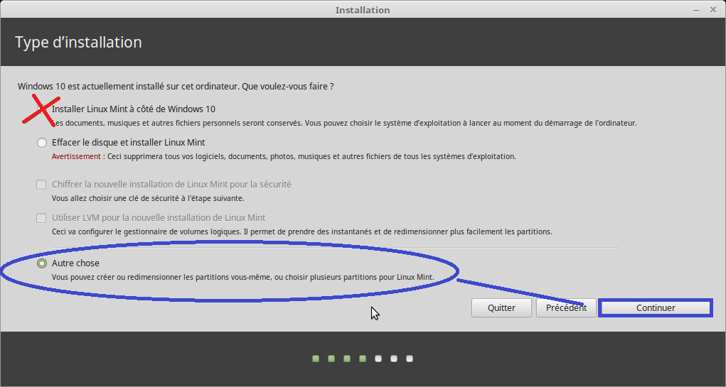 Installer un dual boot Windows / Linux, tutoriel complet. 6