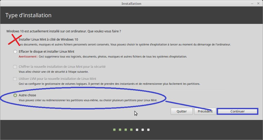 Installer un dual boot Windows / Linux, tutoriel complet. 6