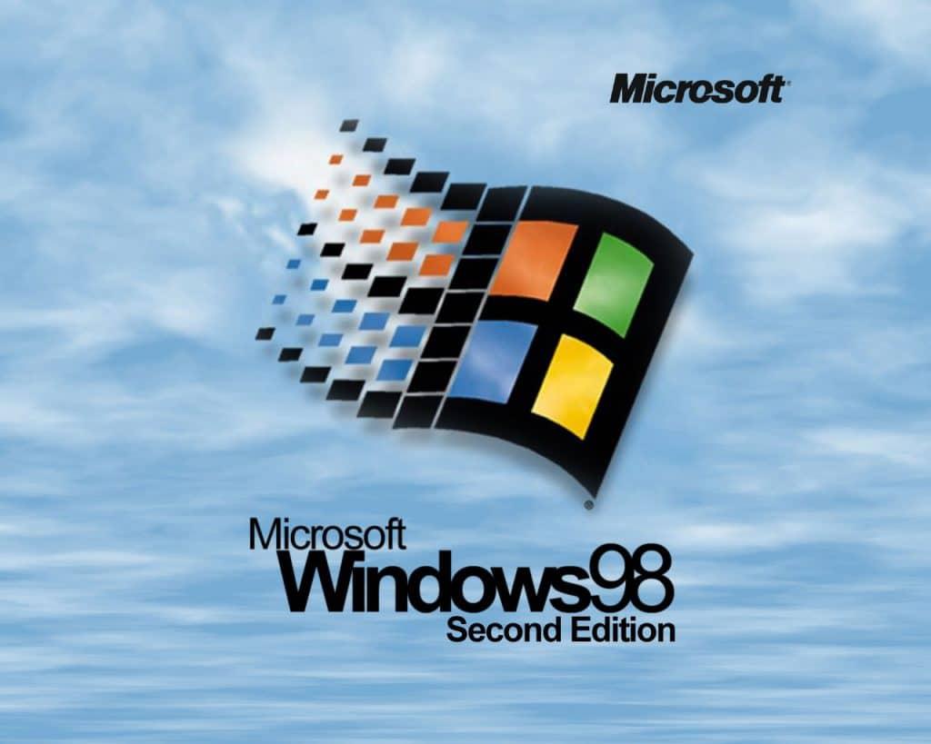 ancienne version de Windows