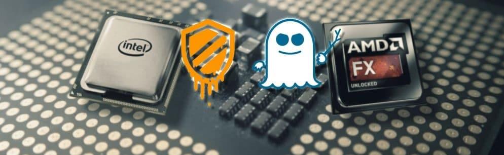 Actu en bref : vérifiez si votre processeur est vulnérable aux failles Spectre & Meltdown.