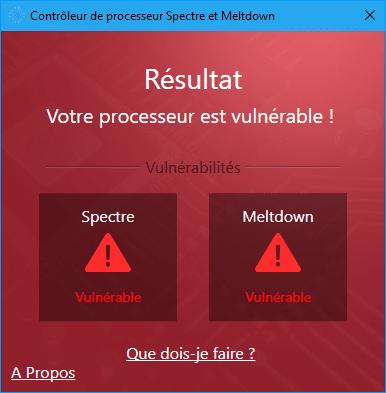 failles Spectre & Meltdown www.sospc.name