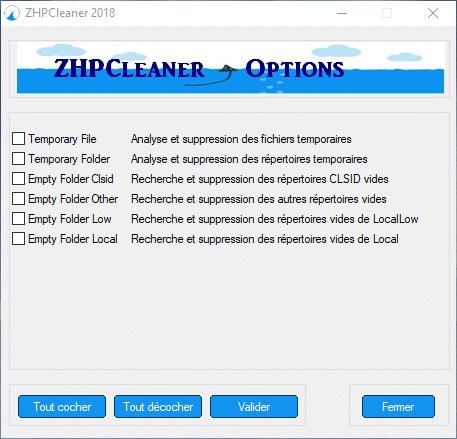 ZHPCleaner 2018. sospc.name