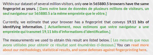 comment éviter de vous faire Pister sur le Web, sospc.name 4