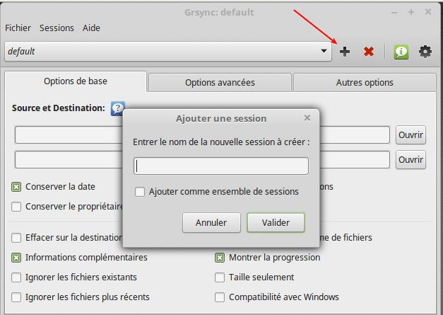 Sauvegarder vos données sous Linux. Tutoriel linux. Sospc.name