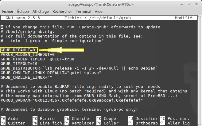 Dual Boot Windows / Linux changer priorité Os démarrage par défaut. Tutoriel. Sospc