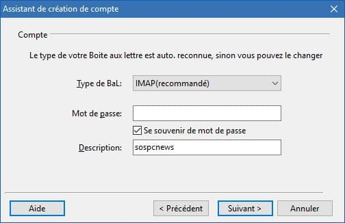 Foxmail PARAMÉTRAGE TUTORIEL installation