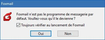 Foxmail PARAMÉTRAGE TUTORIEL