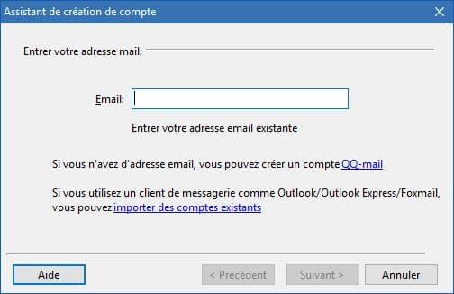 Foxmail PARAMÉTRAGE TUTORIEL SOSPC
