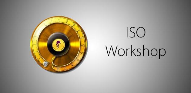 Logiciel en bref : ISO Workshop, manipulez en toute simplicité vos images ISO.