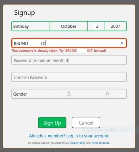 roblox perte du mot de passe : pas de solution !