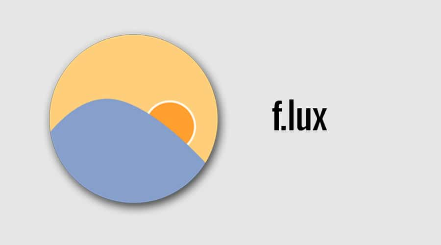 Logiciel en bref : F.Lux un logiciel gratuit qui va préserver vos yeux.