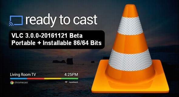 Actu en bref : la version 3 de VLC Media Player est disponible.
