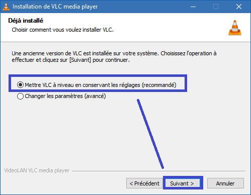 la version 3 de VLC Media Player est disponible. sospc.name