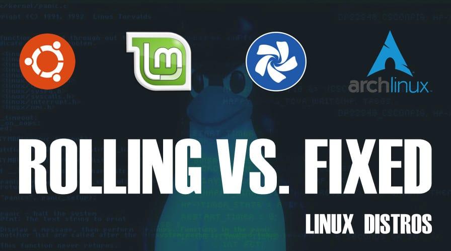 linux les principales distributions 8